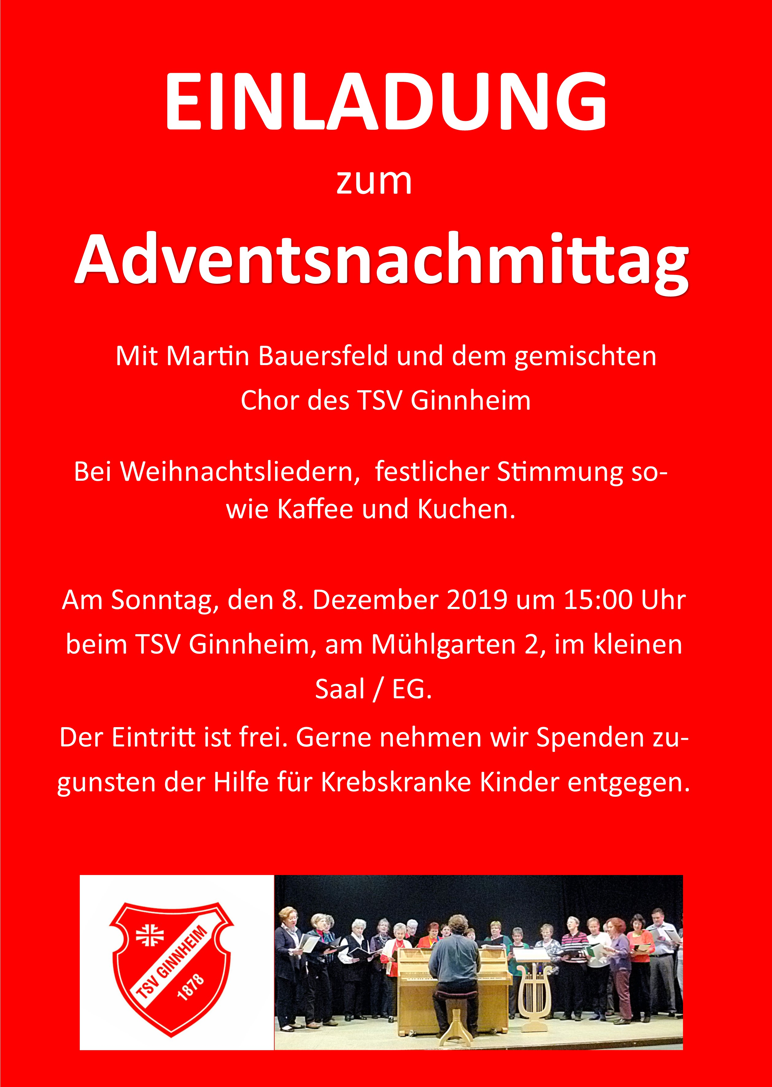 Adventnachmittag 2019
