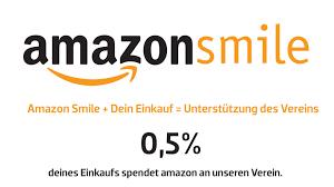 Kaufe über diesen Link ein und der Verein bekommt 0,5% vom Umsatz von Amazon gutgeschrieben.